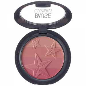 private label rose red single color blush